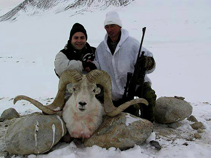 Hunting in Tajikistan