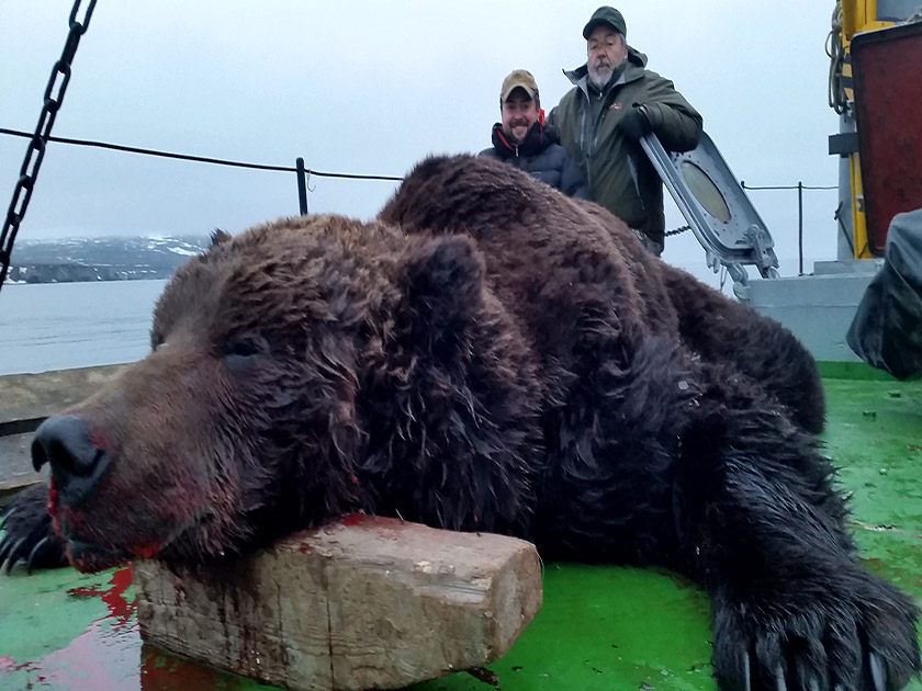 Hunting in Russia